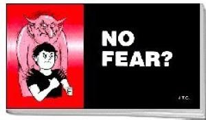 Tracts: No Fear? (Pack of 25) (Tracts)