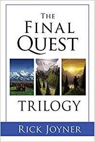 The Final Quest Trilogy (Hard Cover)