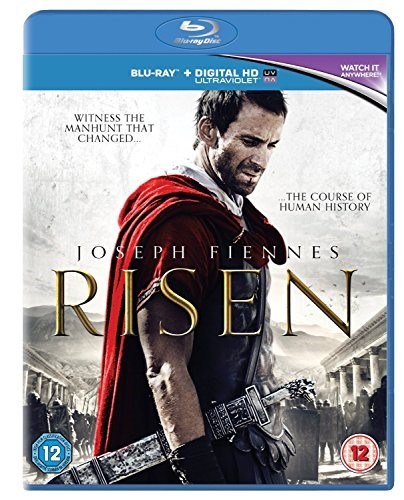 Risen Bluray DVD (DVD)