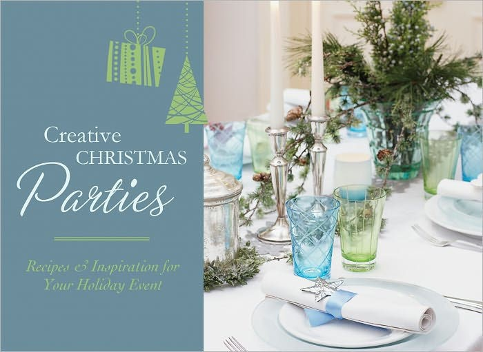 Creative Christmas Parties (Paperback)