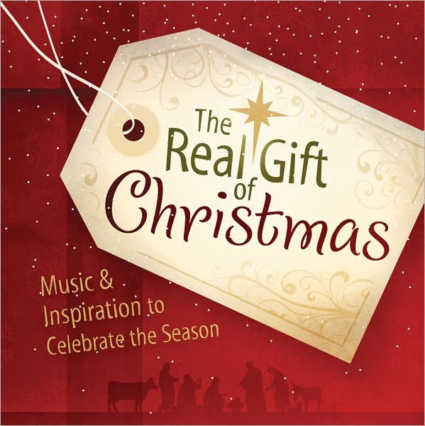 The Real Gift Of Christmas (Mixed Media Product)