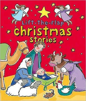 Lift-The-Flap Christmas Stories (Paperback)
