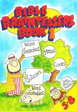 Bible Brainteasers Book 1 (Paperback)