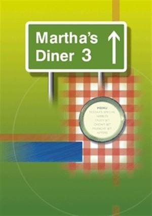 Martha's Diner 3 (Paperback)