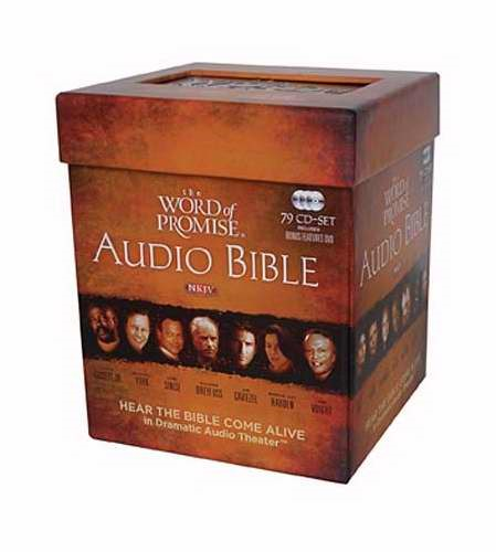 The Word of Promise - NKJV (CD-Audio)