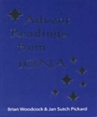 Advent Readings From Iona (Paperback)