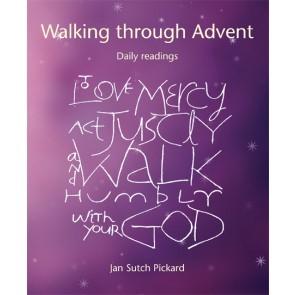 Walking Through Advent (Paperback)