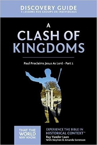 Clash Of Kingdoms Discovery Guide, A (Paperback)