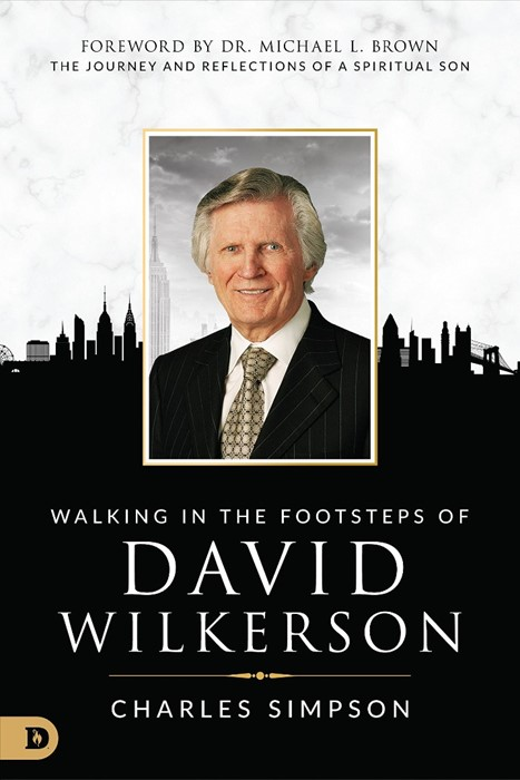 Walking in the Footsteps of David Wilkerson (Paper Back)