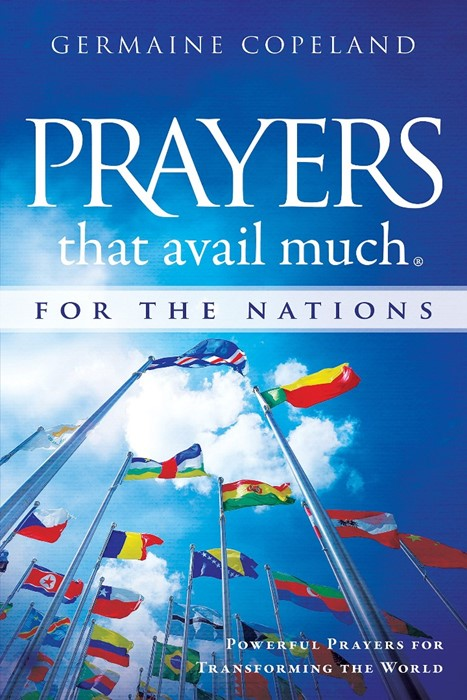 Prayers that Avail Much for the Nations (Paperback)