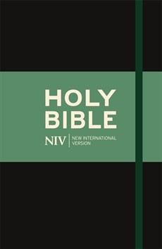 NIV Thinline Cloth Bible (Hard Cover)