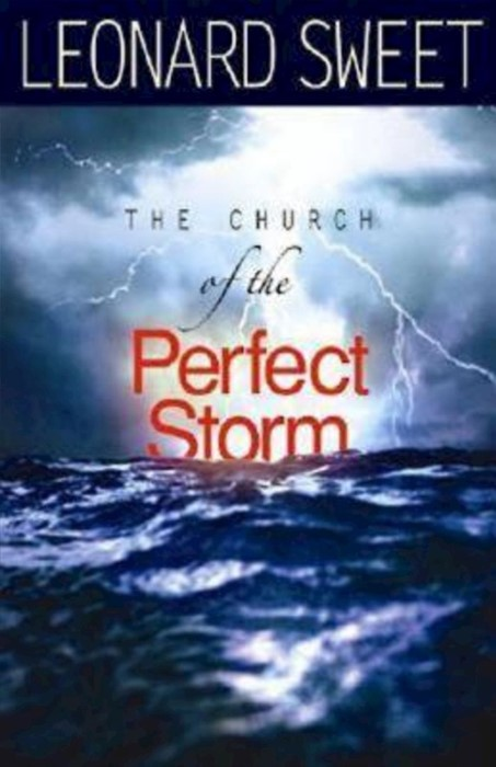 The Church of the Perfect Storm (Paperback)
