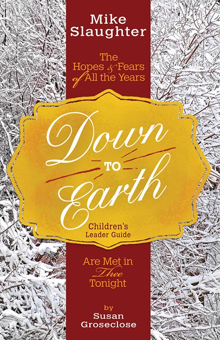 Down to Earth Children's Leader Guide (Paperback)