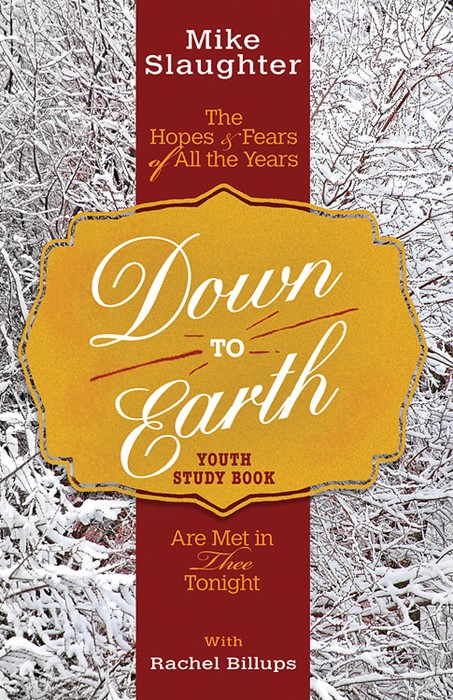 Down to Earth Youth Study Book (Paperback)