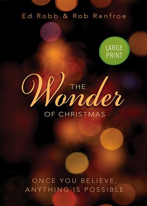 The Wonder of Christmas [Large Print] (Paperback)