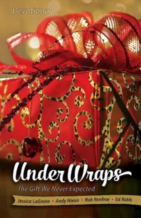 Under Wraps Devotional (Paperback)