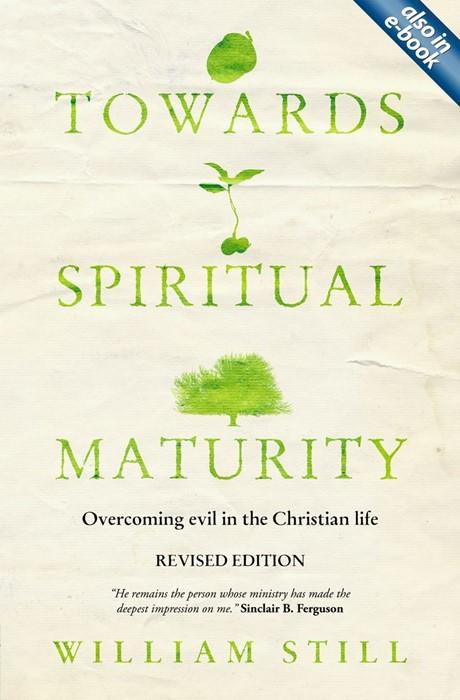 Towards Spiritual Maturity (Paperback)