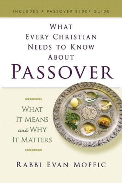What Every Christian Needs to Know About Passover (Hard Cover)