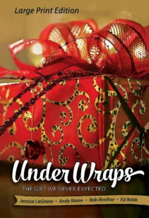 Under Wraps [Large Print] (Paperback)