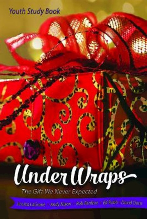 Under Wraps Youth Study Book (Paperback)