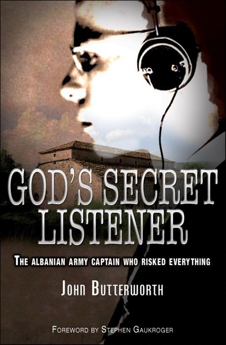 God's Secret Listener (Paperback)