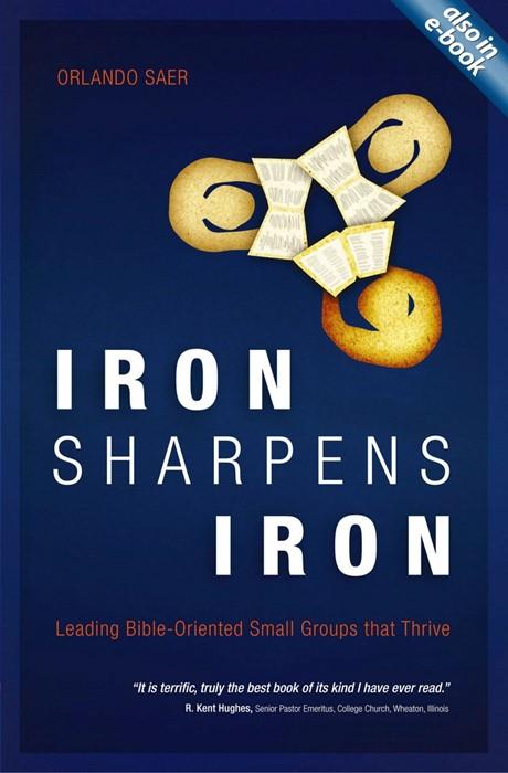 Iron Sharpens Iron (Paper Back)