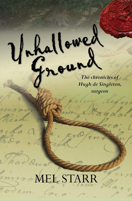 Unhallowed Ground (Paperback)