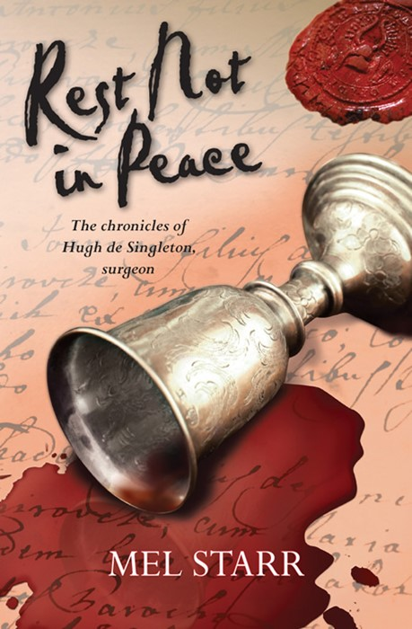 Rest Not In Peace (Paperback)
