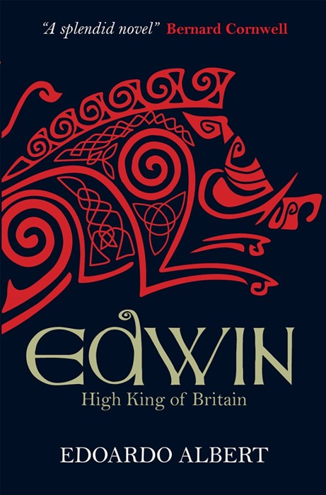 Edwin: High King Of Britain (Paperback)