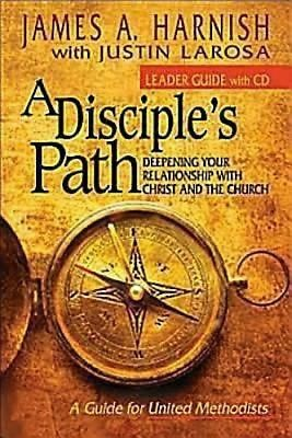 Disciple's Path Leader Guide with CD-ROM, A (Mixed Media Product)