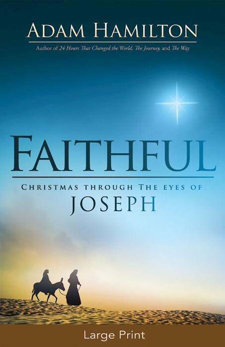 Faithful Large Print (Paperback)