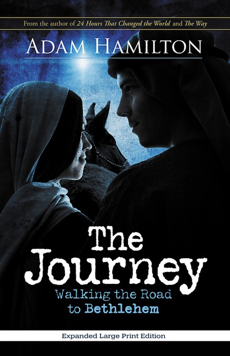 The Journey, Expanded Large Print Edition (Paperback)