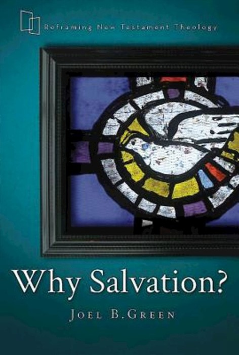 Why Salvation? (Hard Cover)