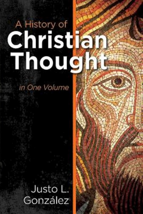 A History of Christian Thought (Hard Cover)
