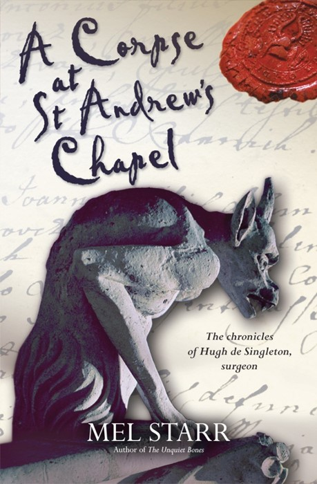 Corpse At St Andrew's Chapel, A (Paperback)