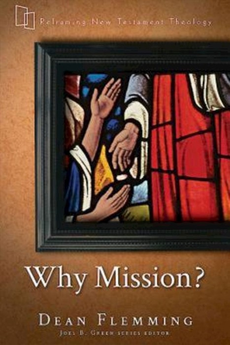 Why Mission? (Paperback)