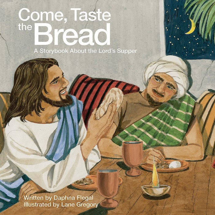 Come, Taste the Bread (Pkg of 5) (Miscellaneous Print)