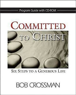 Committed to Christ: Program Guide with CD-ROM (Mixed Media Product)