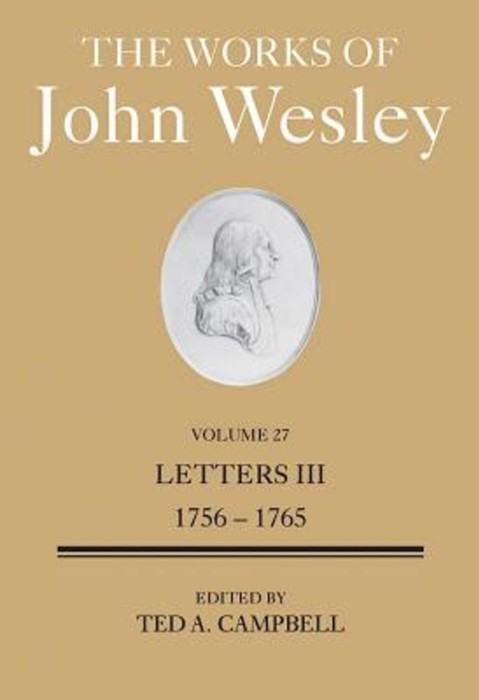 The Works of John Wesley Volume 27 (Hard Cover)