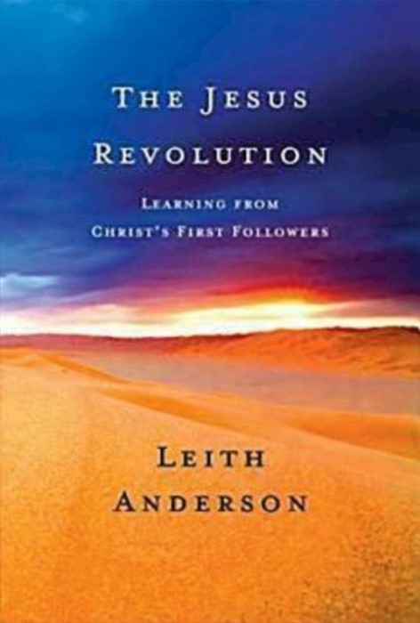 The Jesus Revolution (Paperback)