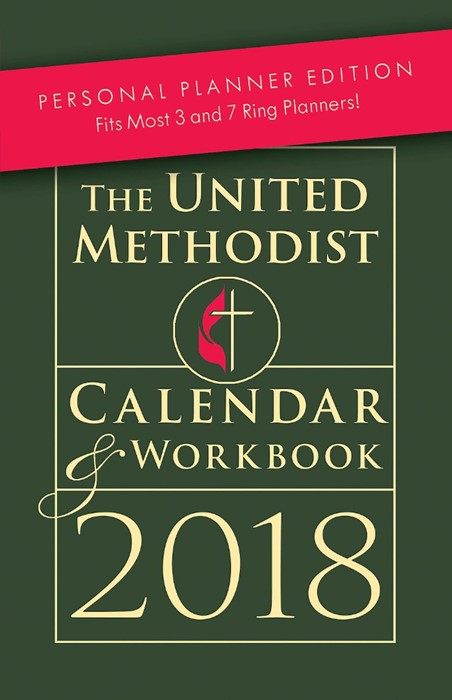 The United Methodist Calendar & Workbook 2018 Personal Plann (Calendar)