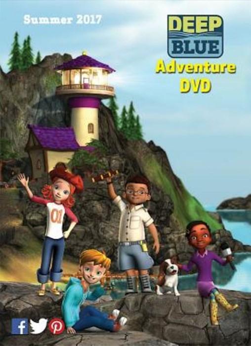 Deep Blue Adventure DVD Summer 2017 (DVD)
