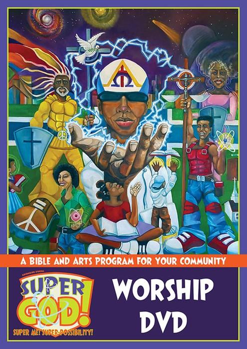Vacation Bible School (VBS) 2017 Super God! Super Me! Super- (DVD)
