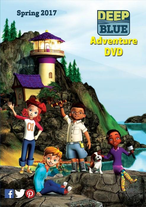 Deep Blue Adventure DVD Spring 2017 (DVD)