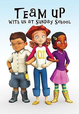Deep Blue Kids Team Up With Us Postcard (Pkg of 25) (Postcard)