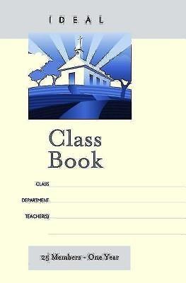 Ideal Class Book (25 Names) (Miscellaneous Print)