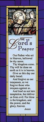 The Lord's Prayer Bookmark (Pkg of 25) (Bookmark)