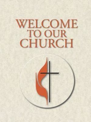 Welcome To Our Church Booklet (Booklet)
