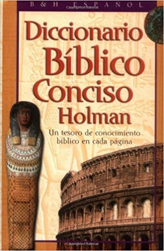 Diccionario Bíblico Conciso Holman (Hard Cover)