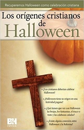 El orígenes cristiano del Halloween (Pamphlet)